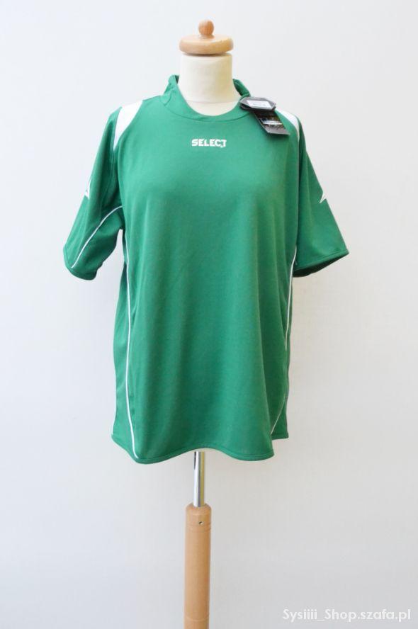 Bluzka Sportowa Zielona Nowa M 38 Select Biegania
