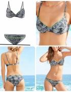 Bikini we wzory...