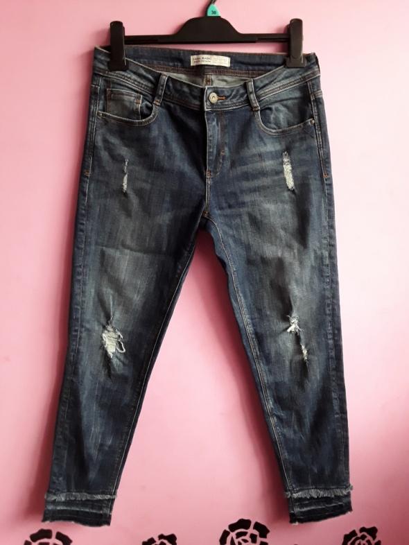 Wygodne jeansy...