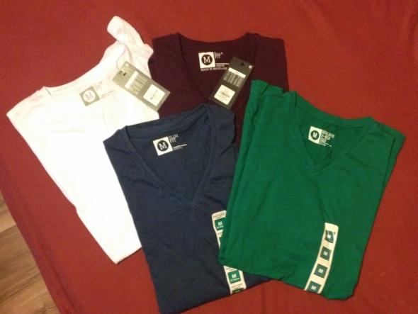 koszulki bluzki krótki rękaw tshirt slim fit