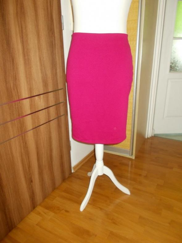 Spódnice piękna amarantowa 50
