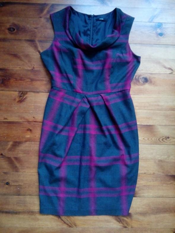 Biurowa sukienka tulipan L XL...
