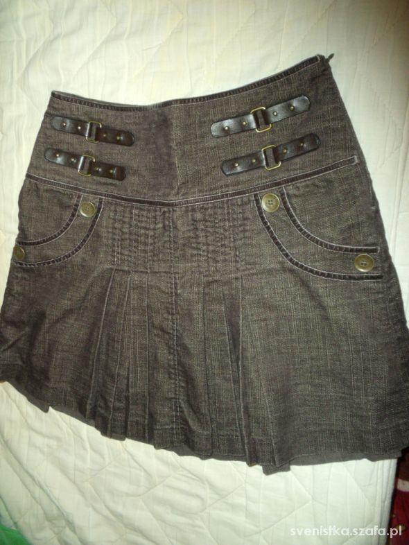 Dżinsowa spódnica Promod...