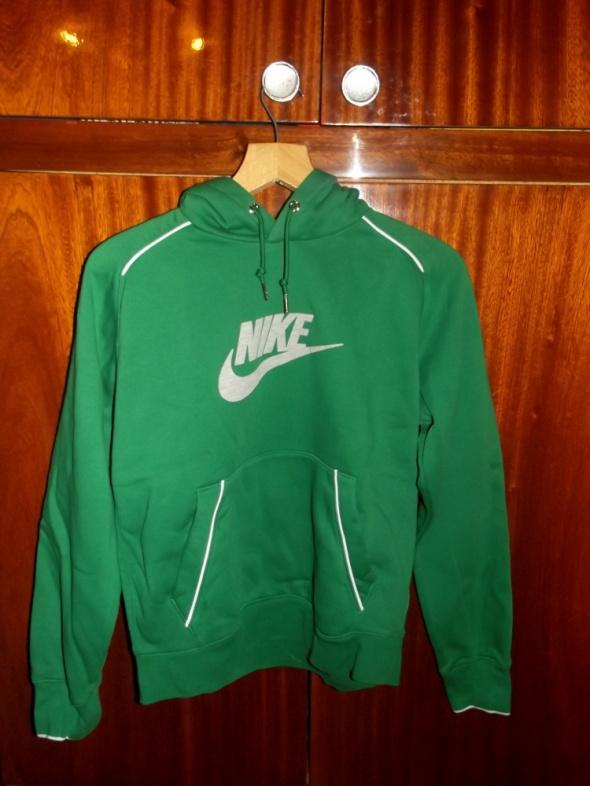 zielona bluza nike...
