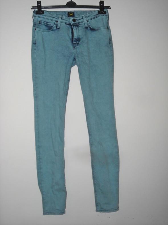 marmurki jeansy lee 28 m s...