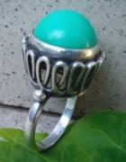 Zielony kamyk Orno...