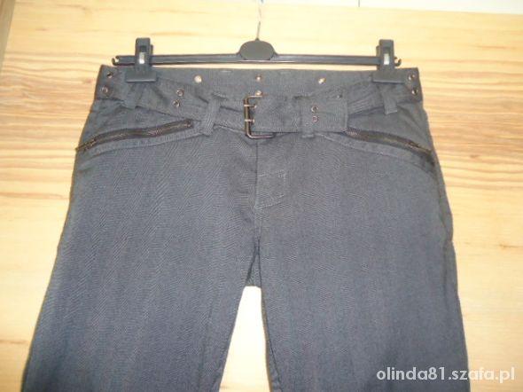 Spodnie TROLL rurki