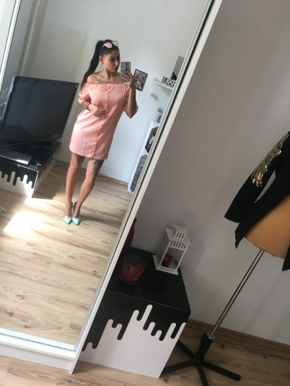 Suknie i sukienki Sukienka hiszpanka