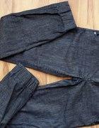 Spodnie jeansowe ze ściągaczami VILA r31 34...