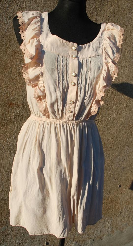 morelowa przewiewna sukienka ms Selfridge