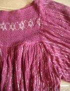 sukienka w indyjskim stylu
