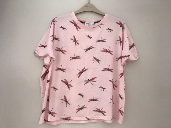 Koszulki koszulka ZARA S M w ważki