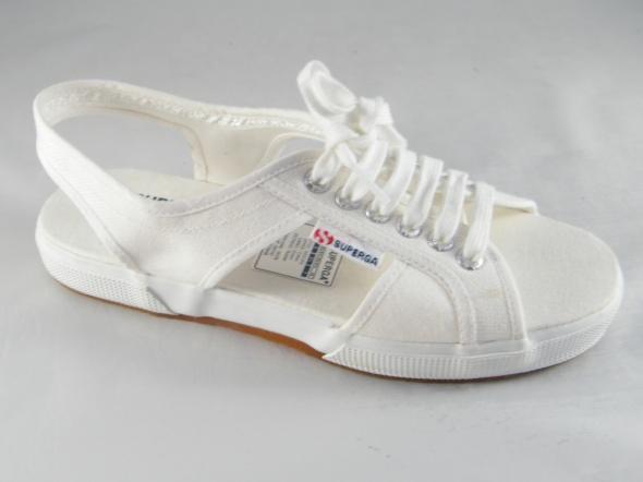 Sandały Superga letnie trampki