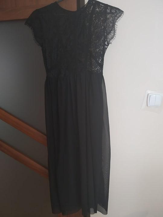 Sukienka Reserved czarna
