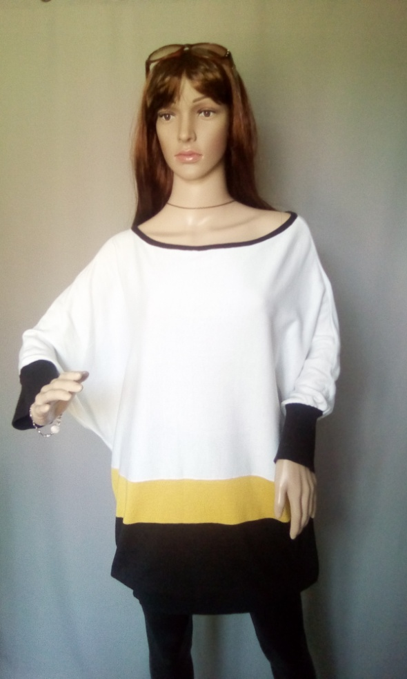 Sweter Top Secret L XL oversize...
