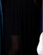 Sukienka studniówka długa czarna wesele impreza okazjonalna imp...