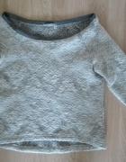 Wełniany sweter oversize Joann Grey...
