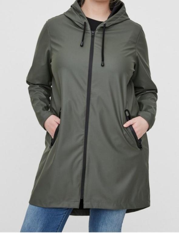 Płaszcz waterproof khaki