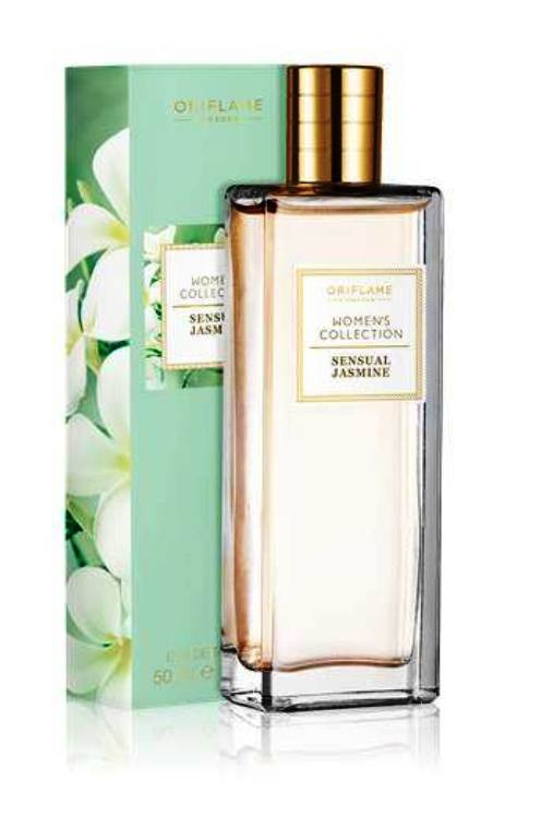 Womens Collection Sensual Jasmine Oriflame edt 50 ml...