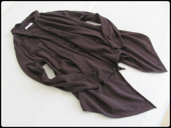 Sweter narzutka asymetryczna FLASH WOMAN rozmiar 40 i 42...