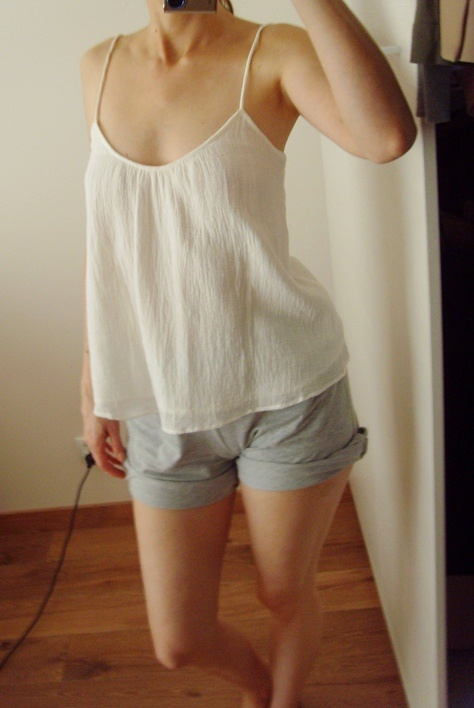 Nowa METKA bluzka top Mango bawełna biały 34 XS