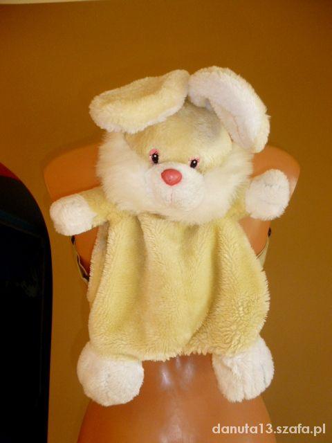 Plecak króliczek dla przedszkolaka