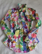 Koszula Lambert kwiaty kolorowa Szukam