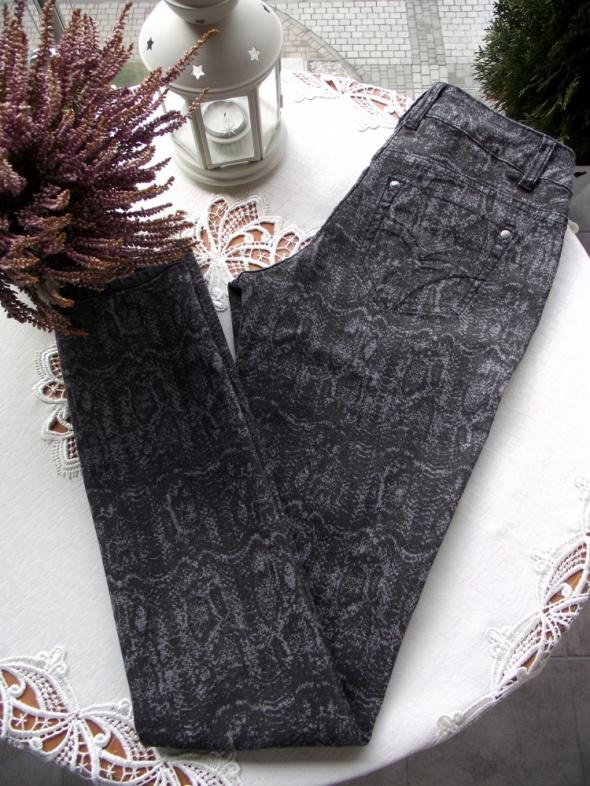 Spodnie Nowe spodnie jeansy damskie 2 pary w 1 George 36 S