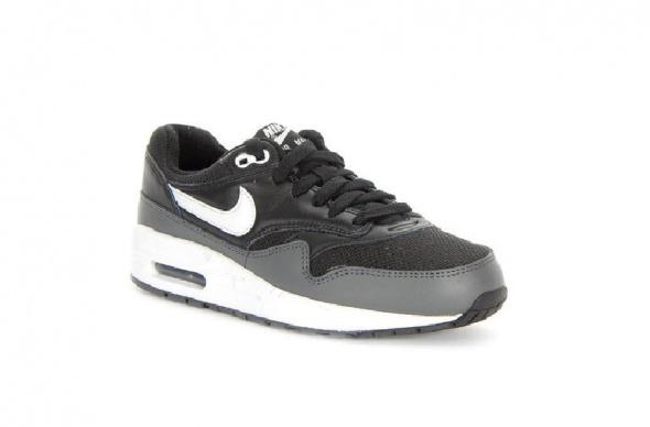 Sportowe Nike Air Max czarno szare 38 klasyk