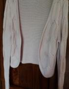 Fajny bawełniany sweterek KappAhl...