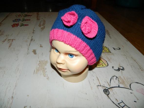 NUTMEG beret berecik roz 3 msc 6 msc