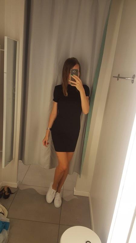 Nowa czarna sukienka missguided s
