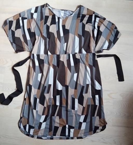 sukienka nietoperz XL XXL