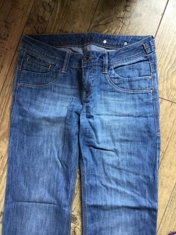 Esprit jeansy spodnie jeansowe dżinsy 38 M