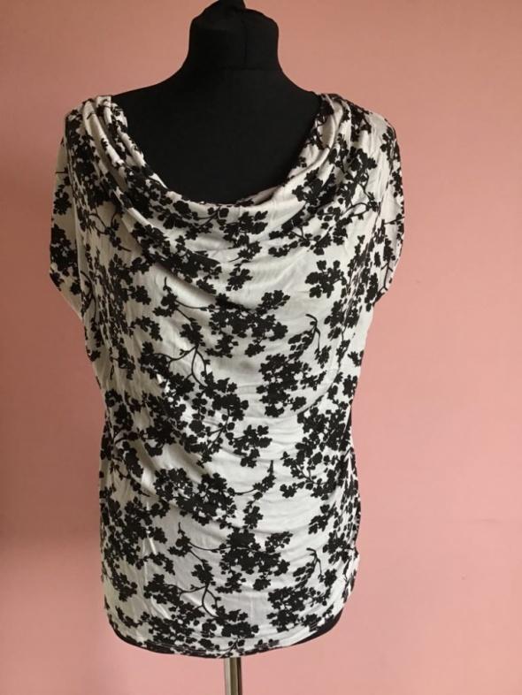 ESPIRT bluzka koszula 36 38 S M w kwiaty