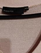Fajny bawełniany letni sweterek KappAhl...