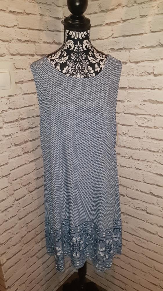 Idealna nowa niebieska sukienka
