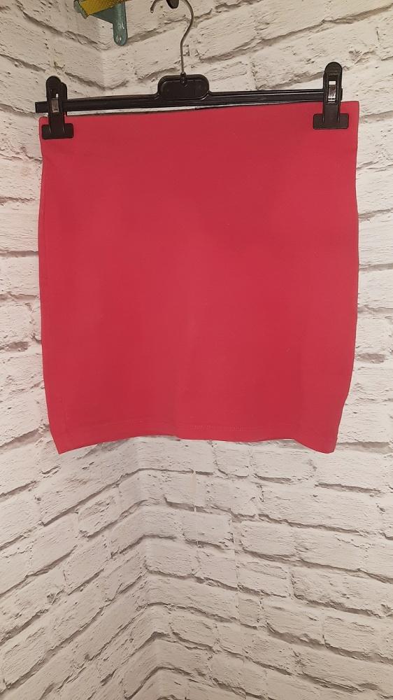 Idealna krótka różowa spódniczka
