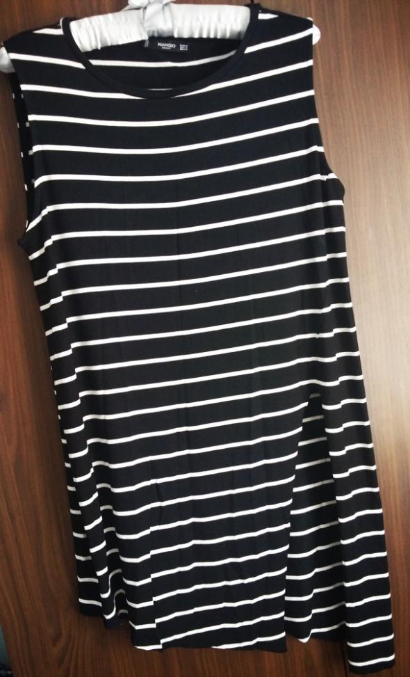 Bluzka w paski M