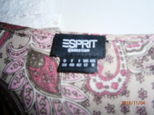 Bluzka we wzory ESPRIT...