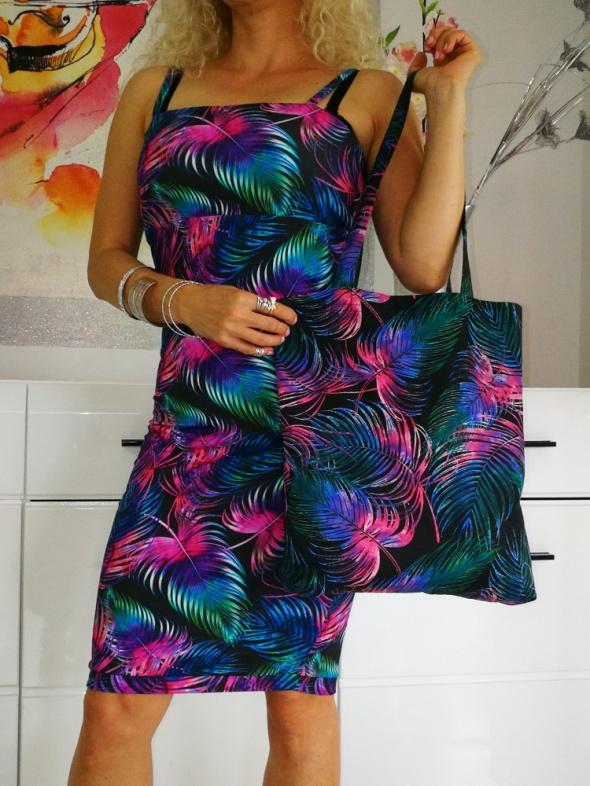 torba kolorowe liście