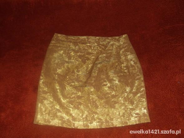 złota spódnica...