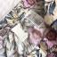H&M szorty materiałowe kwiaty summer 36