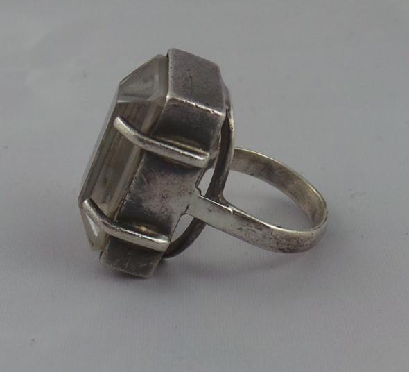 Orno pierścionek