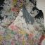 Śliczna szyfonowa bluzeczka w kwiatowy print mgiełka