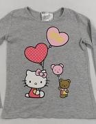H&M Hello Kitty bluzka dziewczeca 7 lat...