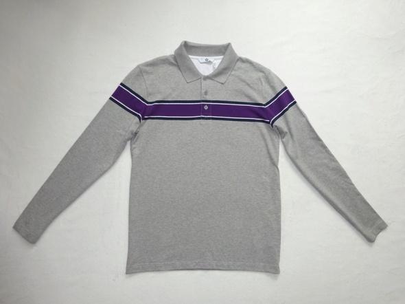 Koszulki i t-shirty NOWA szara bluzka z długim rękawem BMW rozmiar M