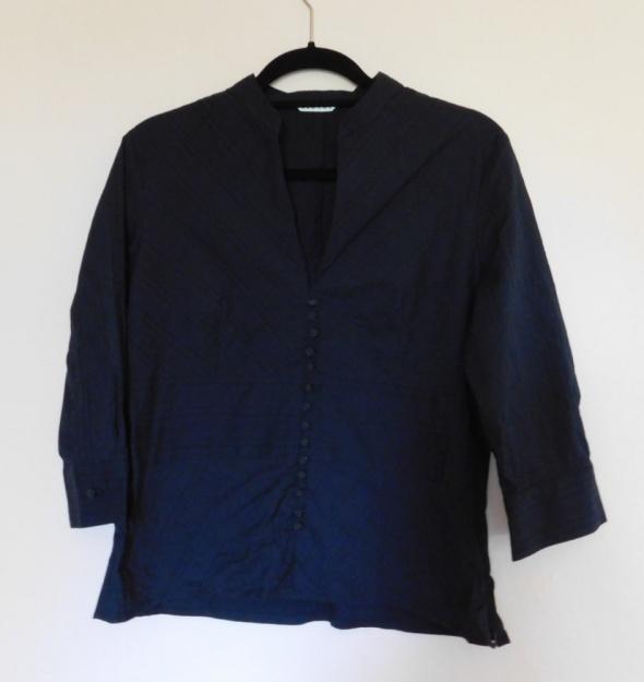 Bluzki George czarna bluzka 44