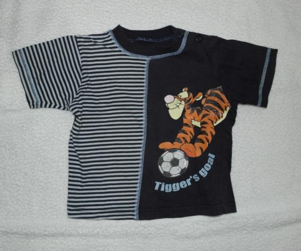 Bluzka granat z Tygryskiem 98