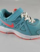 Nike turkus r29 i pół...